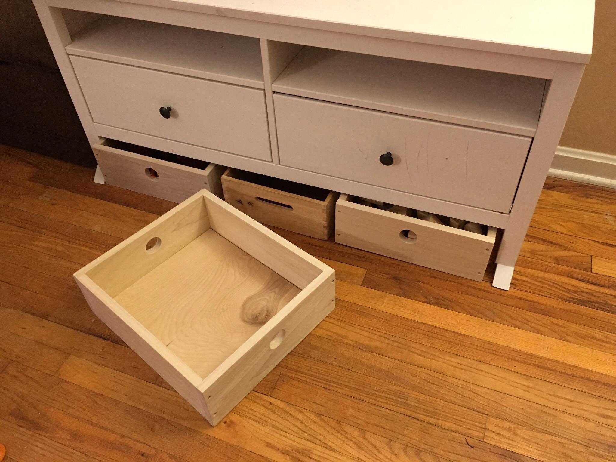 I Made Boxes!